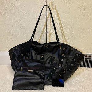 DOLCE&GABBANA carry all soft leather shoulder bag